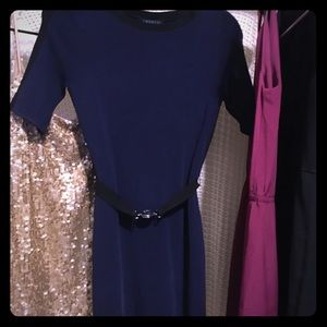 Ralph Lauren XS belted dress